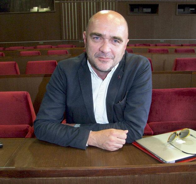 Viktor Šabík.