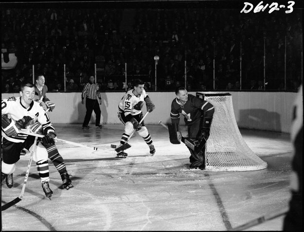 Začiatky NHL