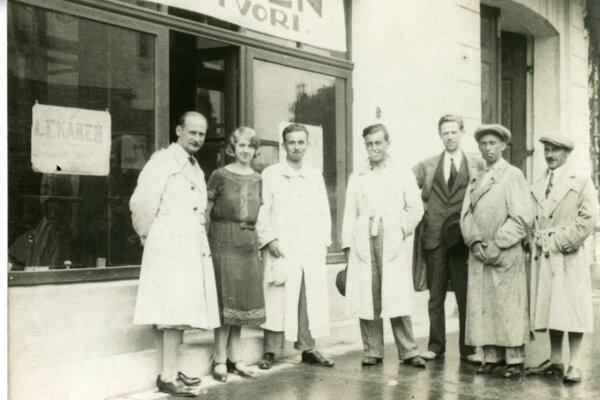 Jedna z lekárni v Žiline.