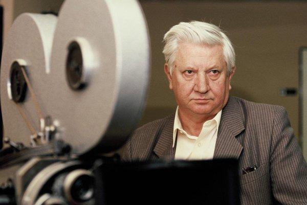 Režisér Štefan Uher (1930-1993).