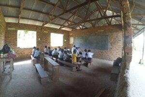 Ugandská škola.
