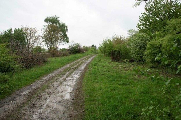 Lokalita Šidlovec
