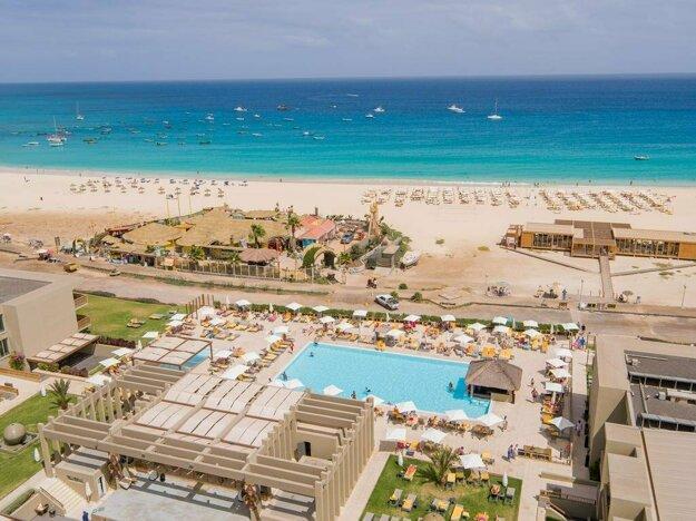 Hotel Oasis Salinas Sea 5*, Kapverdy, Sal