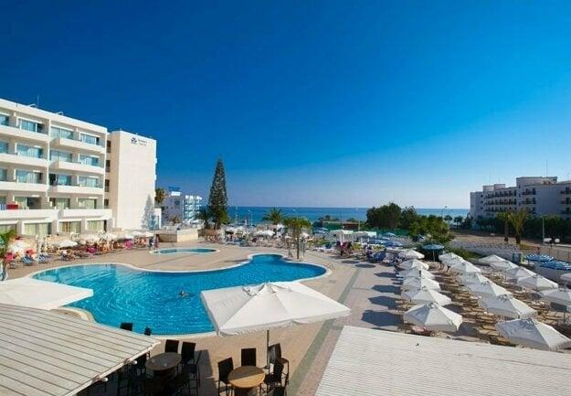 HotelODESSA BEACH HOTEL 4*, Cyprus