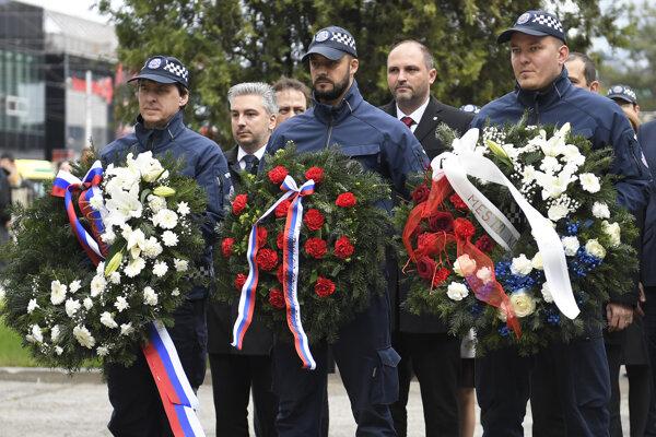 V utorok si v Košiciach pripomenuli obete 2. svetovej vojny.