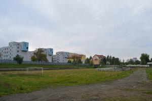 Nový štadión bude stáť oproti pôvodnému štadiónu bližšie k Sabinovskej ulici.