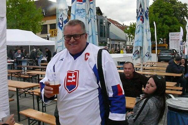 Majstrovstvá sveta v hokeji sa začali, v Martine je fanzóna.