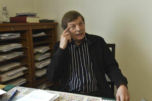 Vnuk M. Sch. Trnavského Štefan Bugala.