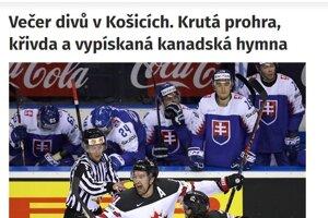 Pohľad serveru idnes.cz.