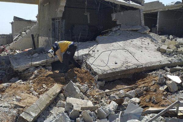 Rusko neuspelo s obmedzením humanitárnej pomoci Sýrii