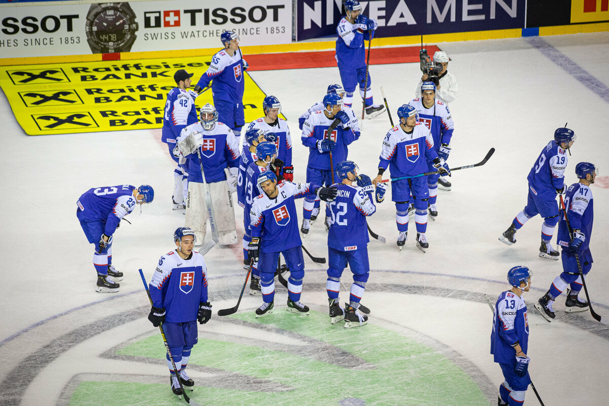 1222e07aa8ffe ONLINE: Slovensko - Nemecko (MS v hokeji 2019, LIVE) - Šport SME
