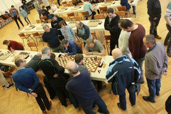 Čadčiansky klub organizuje počas roka aj šachové turnaje.