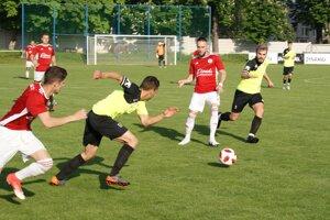 V stretnutí Alekšince - Jacovce padol iba jeden gól.