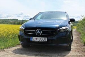 Mercedes-Benz triedy B