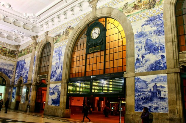 Vlaková stanica Sao Bento