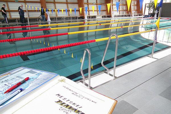 Jediná plaváreň na hornej Orave je už otvorená.