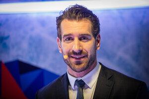 Boris Valábik počas rozhovoru pre denník SME.