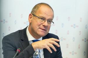 Eurokomisár pre vzdelávanie, kultúru, mládež a šport Tibor Navracsics.
