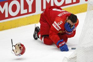 aa94b681077e0 MS v hokeji 2019: Momenty zo semifinálového zápasu Rusko - Fínsko (11  fotografií)