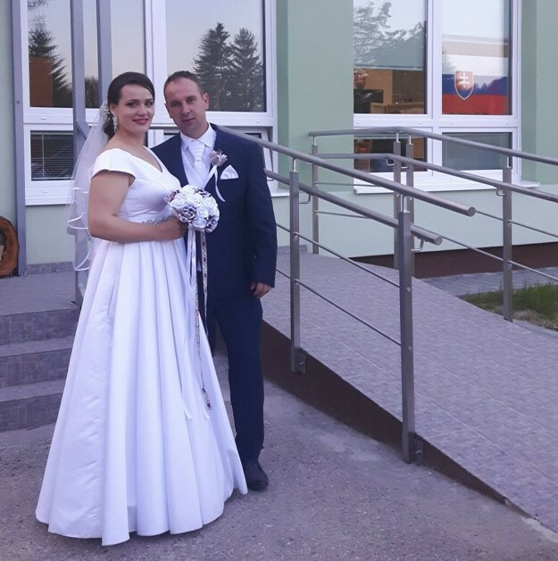 Manželia Katarína a Miroslav Počalovci.