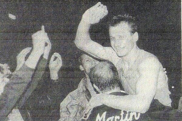 Ján Franek vyhral svoj zápas pred limitom.