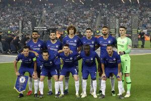 Základná jedenástka Chelsea FC.