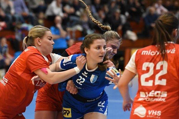 Zuzana Trepáčová dostala prvýkrát pozvánku do reprezentačného tímu žien.