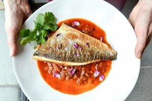 Najlepším zdrojom omega-3 mastných kyselín sú mastné ryby.