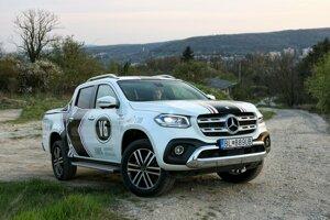 Mercedes-Benz triedy X