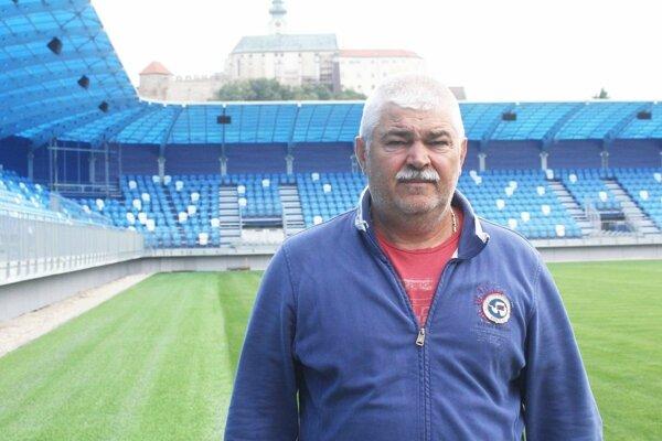 """""""Čo sa udeje na valnom zhromaždení? To je teraz ťažko predvídať,"""" hovorí Marián Valenta, predseda predstavenstva FC Nitra."""