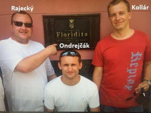 Redakcie viacerých médií dostali fotografie Borisa Kollára.