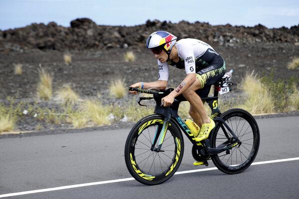 Sebastian Kienle je majstrom sveta série Ironman. V dlhom triatlone patrí medzi svetovú špičku.