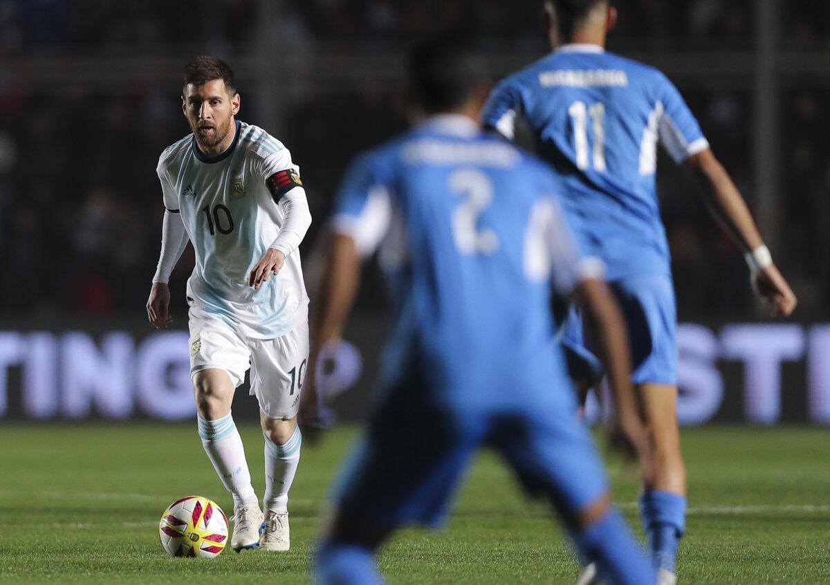 e0508a6fe6fb5 Lionel Messi sa môže dočkať reprezentačného úspechu - Šport SME