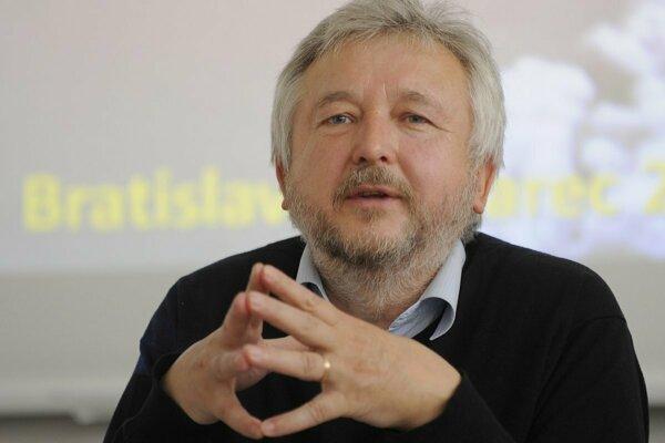 Ekológ a hydrológ Michal Kravčík