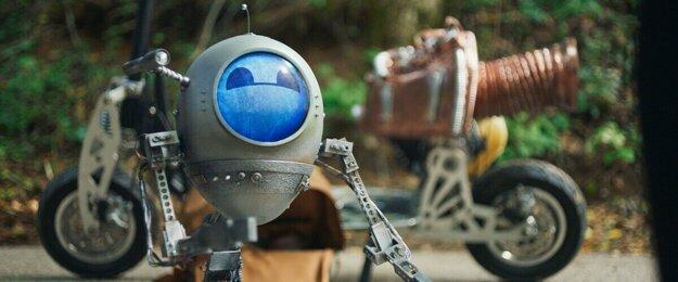 Mimozemšťan Dodo z filmu Môj dedo spadol z Marsu.