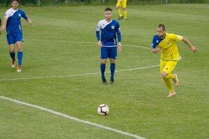 Futbalisti Kováčovej ovládli IV. ligu skupinu Juh.