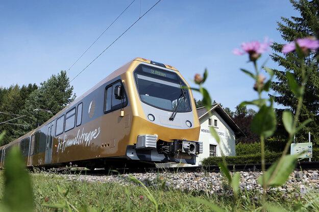 Mariazellská železnica