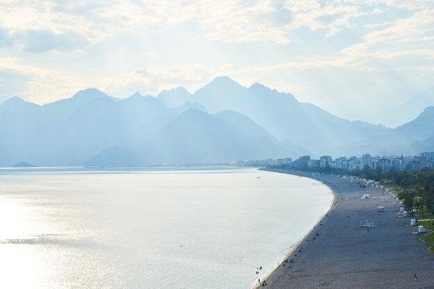Pláž Konyaaltı