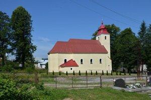 Kostol vo Vysokej nad Kysucou má zaujímavú históriu.