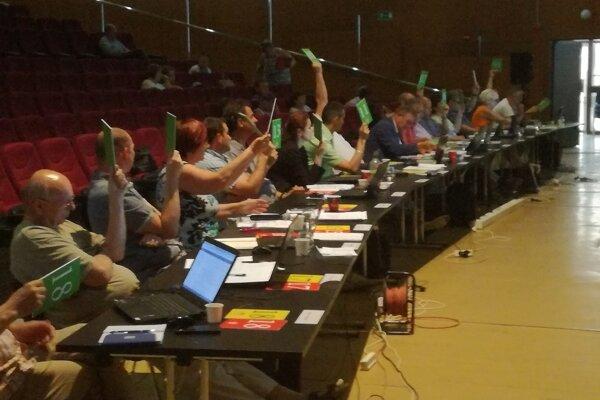 Plat viceprimátora neprešiel rokovaním zastupiteľstva.