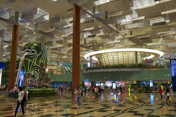 Letisko Changi v Singapure uspelo už štvrtýkrát po sebe.