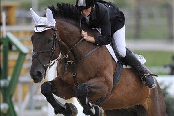 Lucia Kosková a Figaro - víťazi 2018.