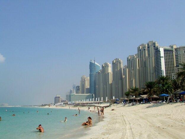 Spojené Arabské Emiráty, Dubaj.