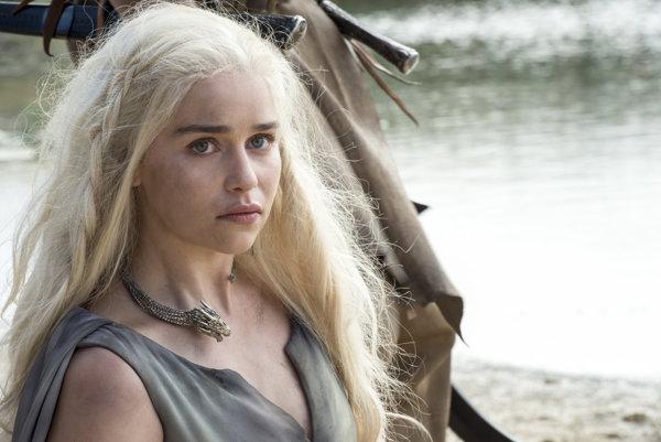 Game of Thrones / Hra o tróny.
