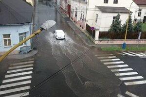 Svätoplukova ulica.