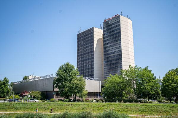 Budovy, ktoré ľudia blízki Marianovi Kočnerovi podľa polície ukradli z firmy Technopol Servis.