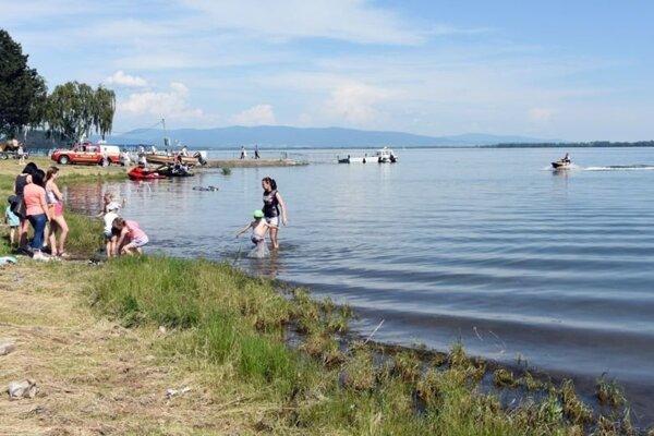 Zemplínska šírava je druhou najväčšou vodnou priehradou na Slovensku.