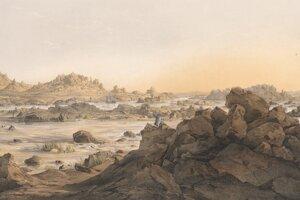Katarakty na Níle
