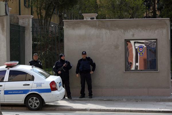 Nemecko zatvorilo svoje veľvyslanectvo v Ankare