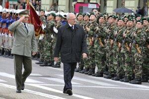 Vtedajší prezident Ivan Gašparovič počas slávnostného otvorenia.